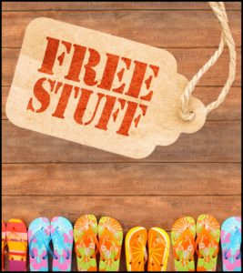 free flip flops