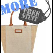MORE FREE STUFF